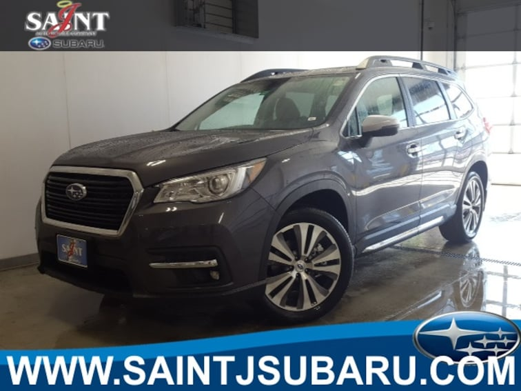 New 2019 Subaru Ascent Touring 7-Passenger SUV near Burlington, Vermont