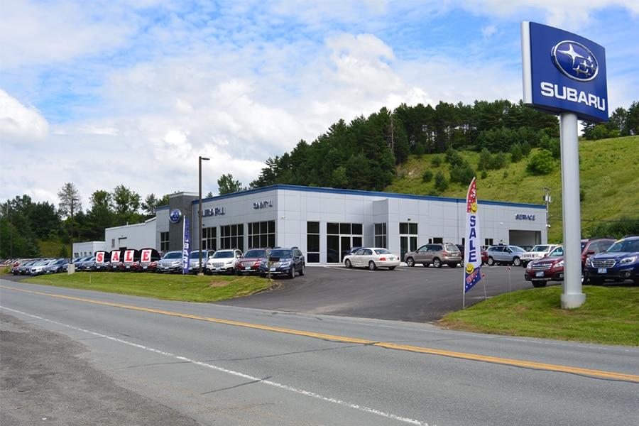 Saint J Subaru Subaru Sales Amp Service In St Johnsbury Vt