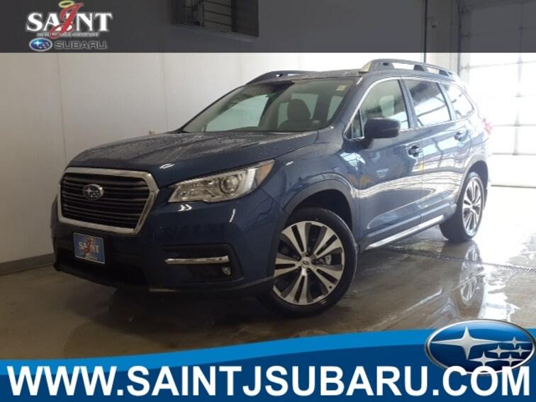New 2019 Subaru Ascent Limited 7-Passenger SUV near Burlington, Vermont