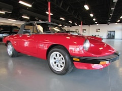 1989 Alfa Romeo Spider Graduate Coupe