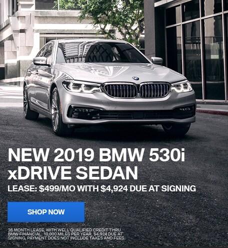 December | 2019 530i xDrive Sedan