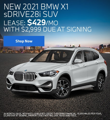 NEW 2021 BMW X1 sDRIVE28i SUV December