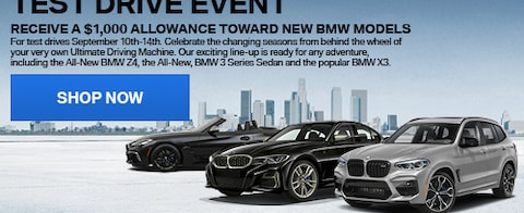 New BMW & Used Car Dealer in Kinston, NC Serving Greenville
