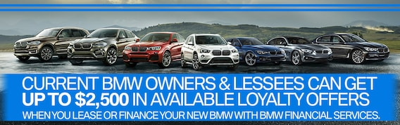 BMW Bayside Service >> Bmw Loyalty Credit Sale Bmw