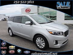 New 2018 Kia Sedona EX Van Passenger Van for sale in Kinston, NC