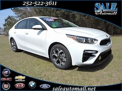 New 2019 Kia Forte LXS Sedan for sale in Kinston, NC