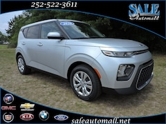New 2020 Kia Soul LX Hatchback for sale in Kinston, NC
