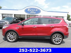 Used 2016 Ford Escape SE SUV for sale in Kinston, NC