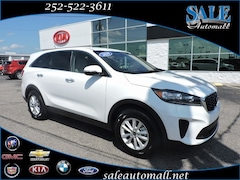 New 2019 Kia Sorento 2.4L LX SUV for sale in Kinston, NC