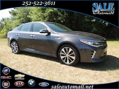 Used 2016 Kia Optima SX Sedan for sale in Kinston, NC