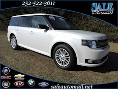 Used 2014 Ford Flex SEL SUV 2FMGK5C81EBD36085 for Sale in Kinston, NC