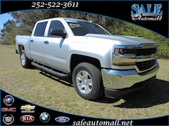 Used 2017 Chevrolet Silverado 1500 Truck Crew Cab 3GCUKNEH9HG205363 for Sale in Kinston, NC