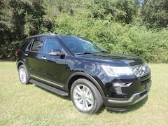 New 2018 Ford Explorer Limited SUV 1FM5K8FH6JGC80698 for Sale in Kinston, NC
