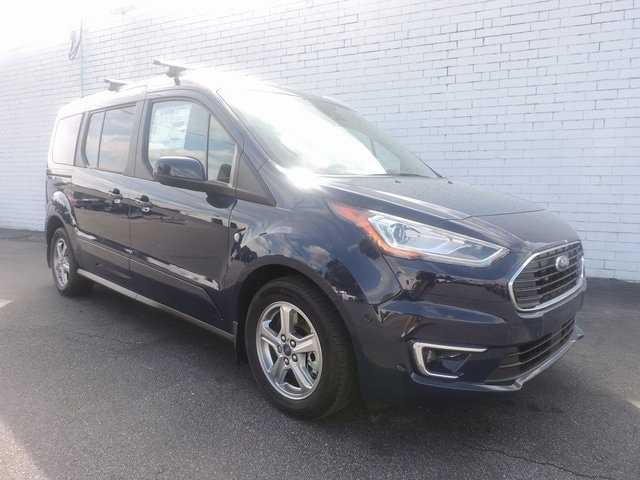 2019 Ford Transit Connect Wagon Passenger Wagon LWB