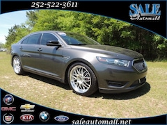 Used 2015 Ford Taurus SHO Sedan 1FAHP2KT4FG176749 for Sale in Kinston, NC