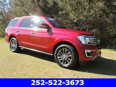 Used 2019 Ford Expedition Limited SUV 1FMJU2AT8KEA13044 for Sale in Kinston, NC