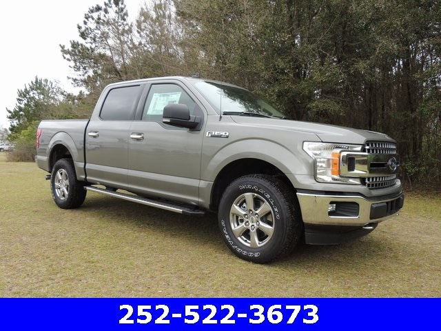 New 2019 Ford F-150 For Sale | Kinston NC Stock: 3694
