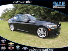 Used 2016 BMW 228i w/SULEV Coupe WBA1F9C59GV545848 for Sale in Kinston, NC