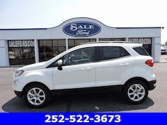 New 2019 Ford EcoSport SE SUV for Sale in Kinston, NC