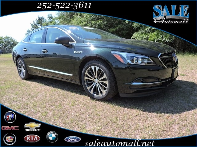 Used 2017 Buick LaCrosse For Sale at Sale Ford of Kinston