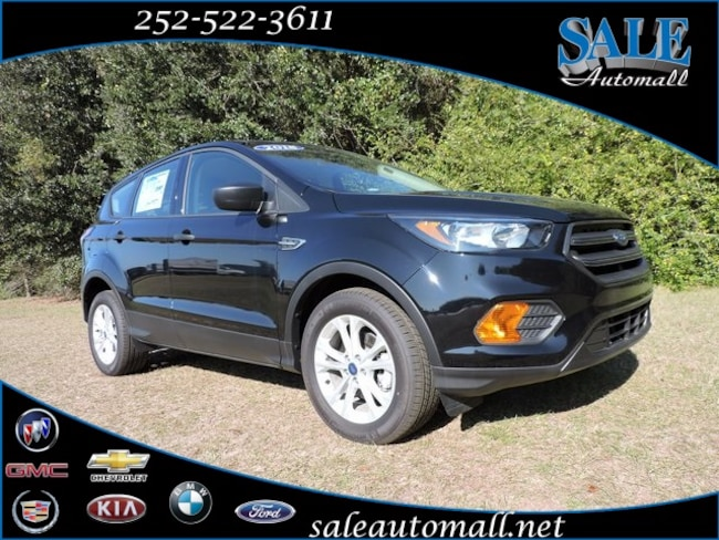DYNAMIC_PREF_LABEL_AUTO_NEW_DETAILS_INVENTORY_DETAIL1_ALTATTRIBUTEBEFORE 2018 Ford Escape S SUV DYNAMIC_PREF_LABEL_AUTO_NEW_DETAILS_INVENTORY_DETAIL1_ALTATTRIBUTEAFTER