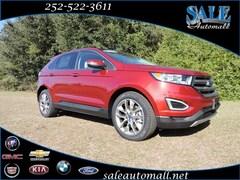 Used 2018 Ford Edge Titanium SUV 2FMPK4K86JBC39261 for Sale in Kinston, NC