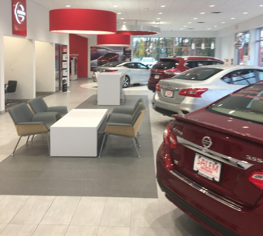 New & Used Nissan Cars And Trucks: Salem, NH: Salem Nissan