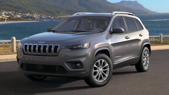 2021 Jeep Cherokee Springfield NJ