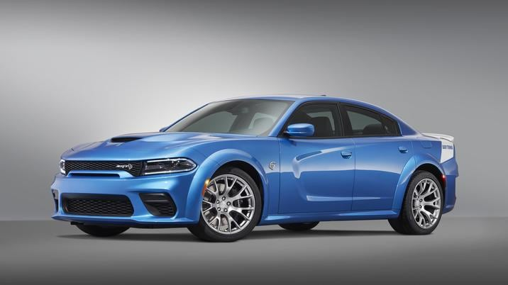 3 New 2020 Dodge Charger Widebody Models Join Sports Car Lineup