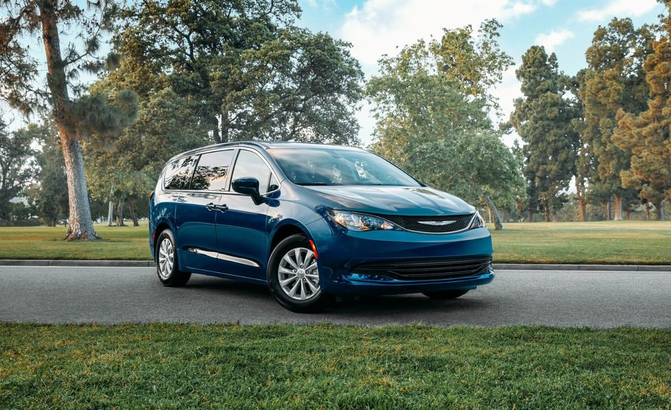 2020 Chrysler Voyager Summit NJ