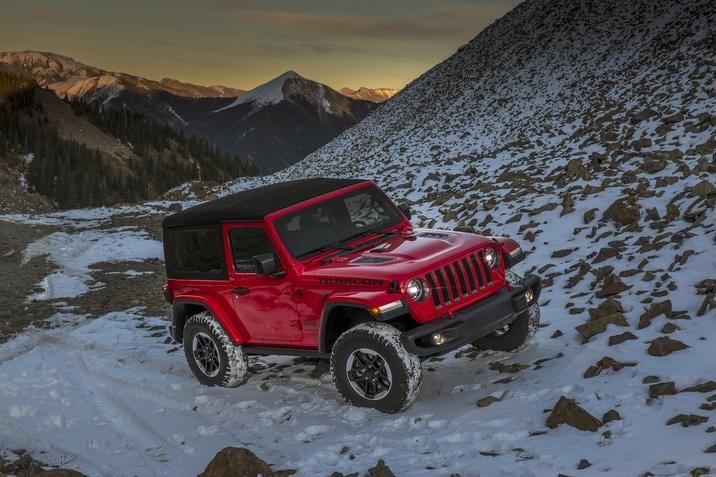 2020 Jeep Wrangler Springfield NJ