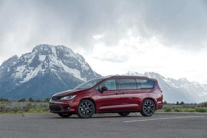 2020 Chrysler Pacifica Summit NJ