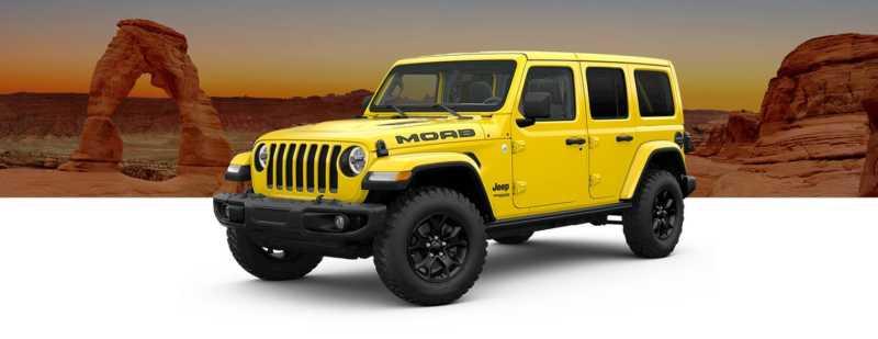 2019 Jeep Wrangler Moab Edition NJ