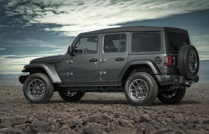 2021 Jeep Wrangler Springfield NJ