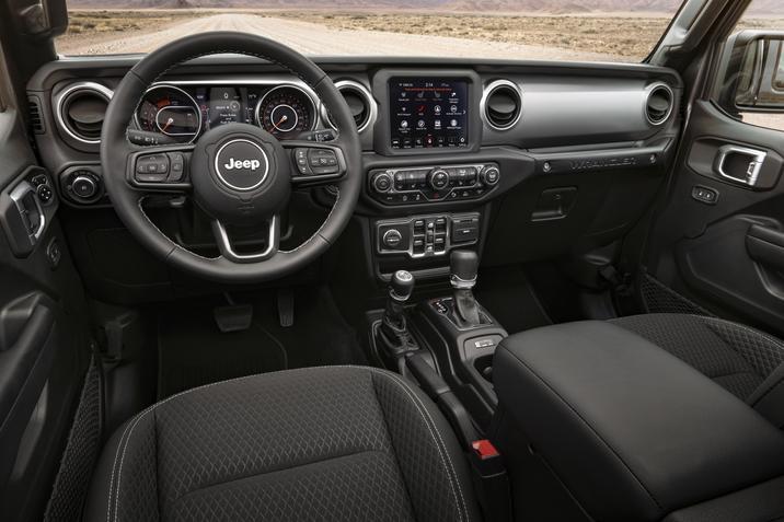 2021 Jeep Wrangler 80th Anniversary Edition NJ