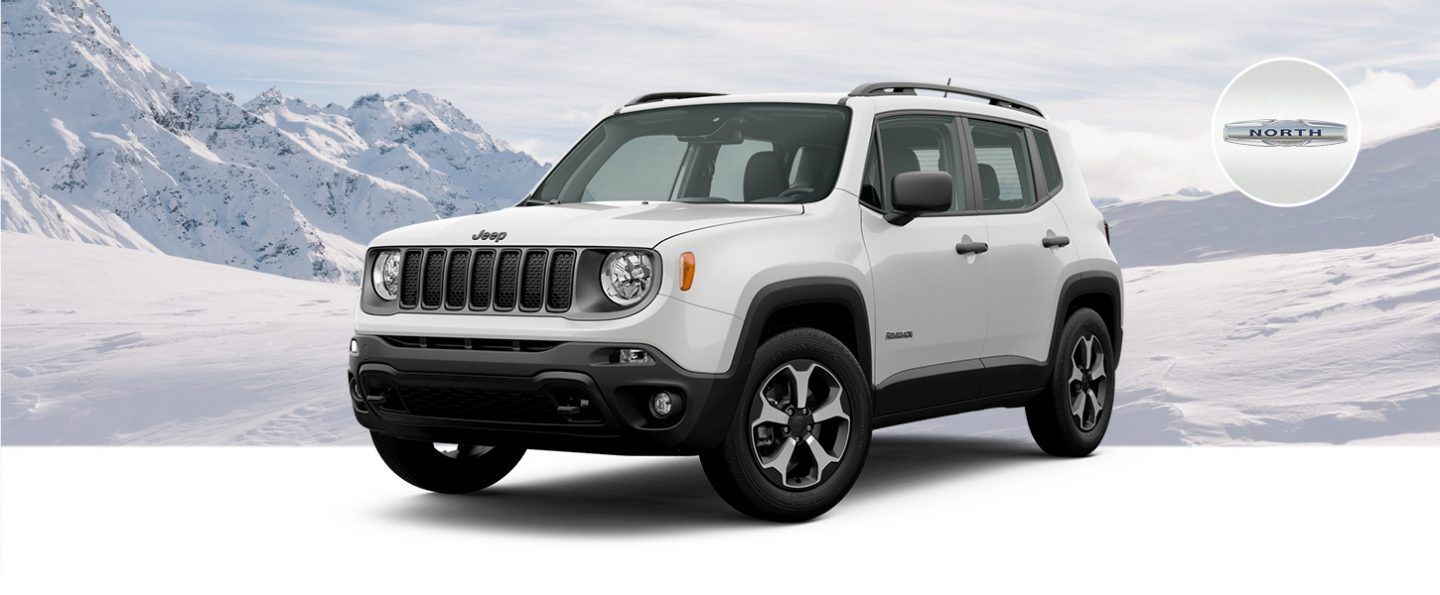 2020 Jeep Renegade North Edition NJ