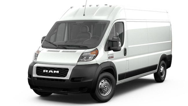 2019 Ram ProMaster 3500 CARGO VAN HIGH ROOF 159 WB Cargo Van