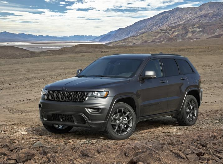 2021 Jeep Grand Cherokee 80th Anniversary Edition NJ