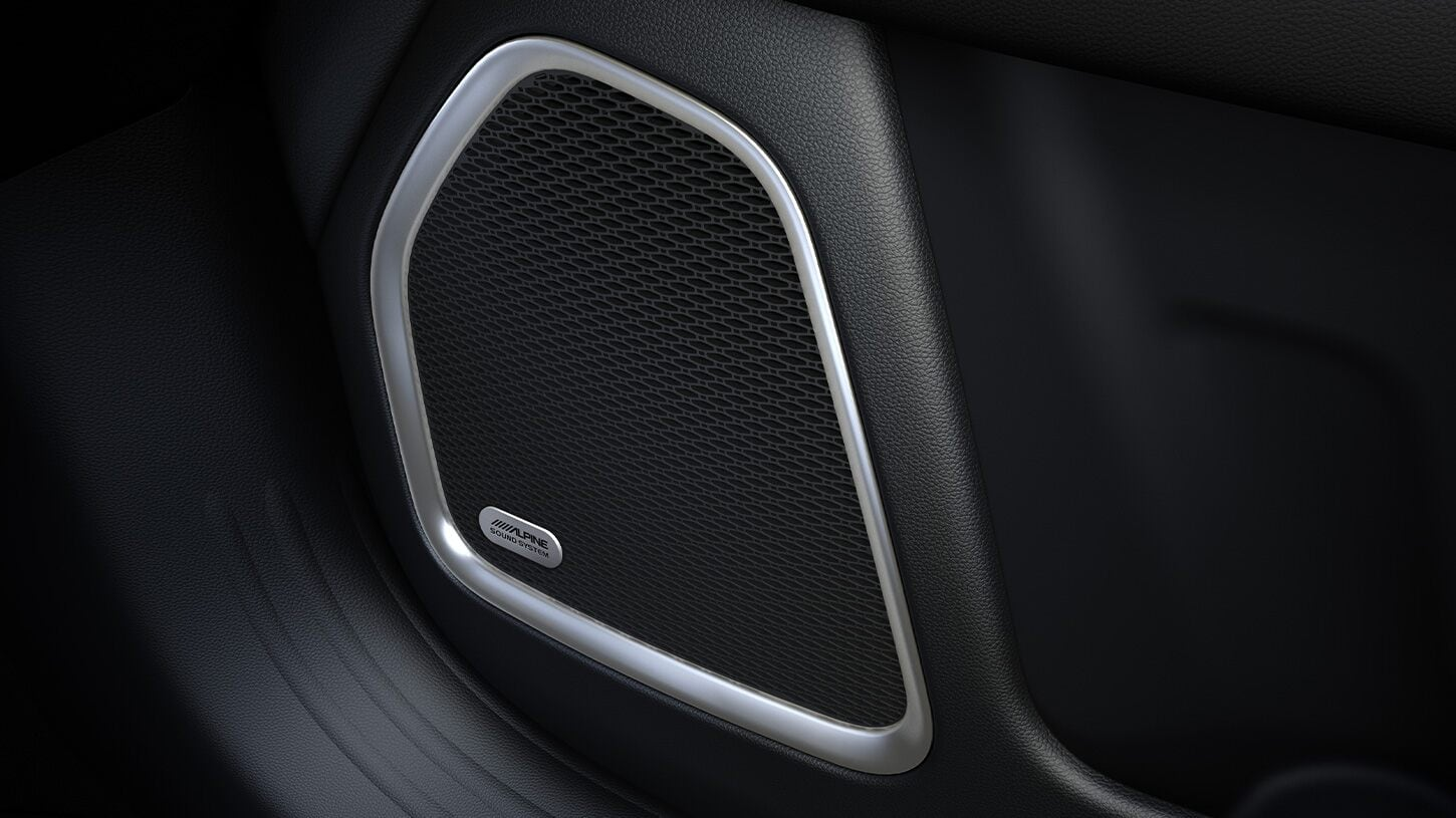 2020 Jeep Compass Alpine Audio System