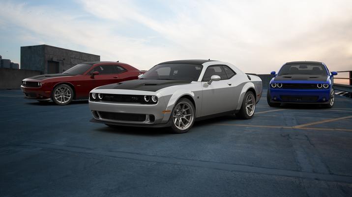 2020 Dodge Challenger 50th Anniversary Commemorative Edition NJ
