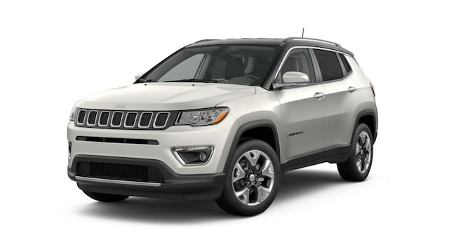 2019 Jeep Compass LIMITED 4X4 Sport Utility