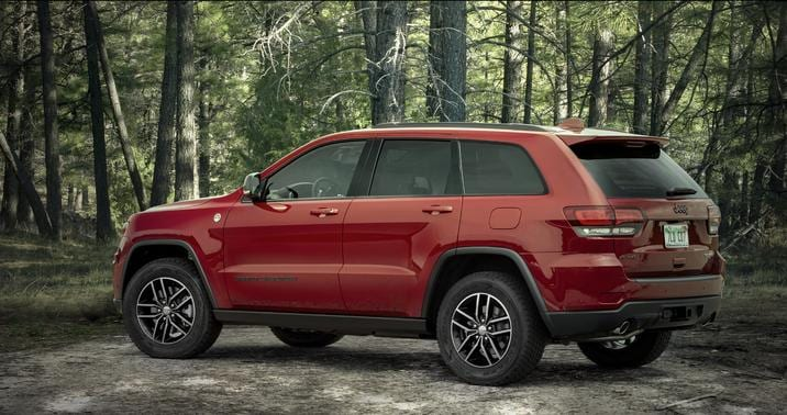 2020 Jeep Grand Cherokee Morristown NJ