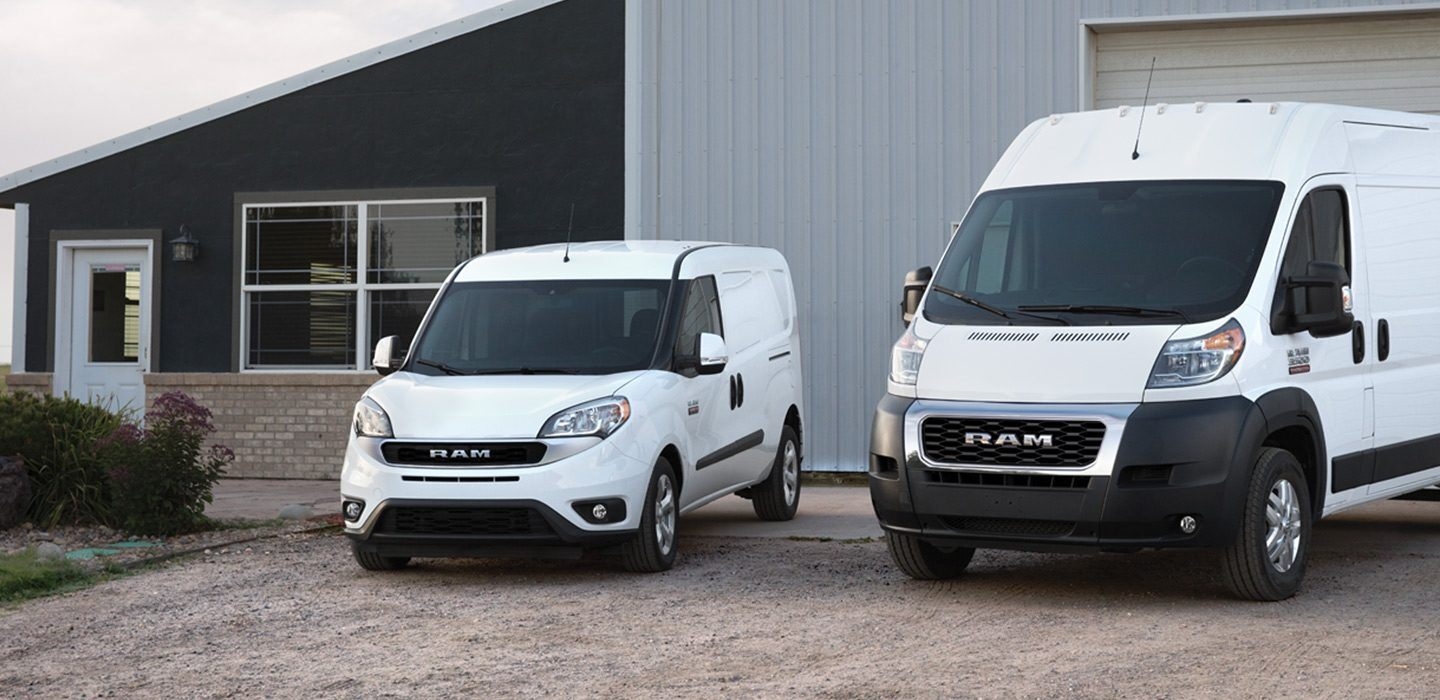 Ram ProMaster vs ProMaster City