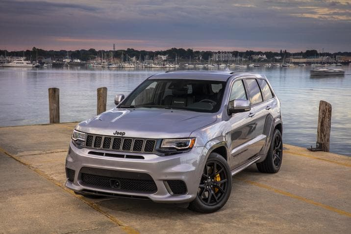2020 Jeep Grand Cherokee Springfield NJ