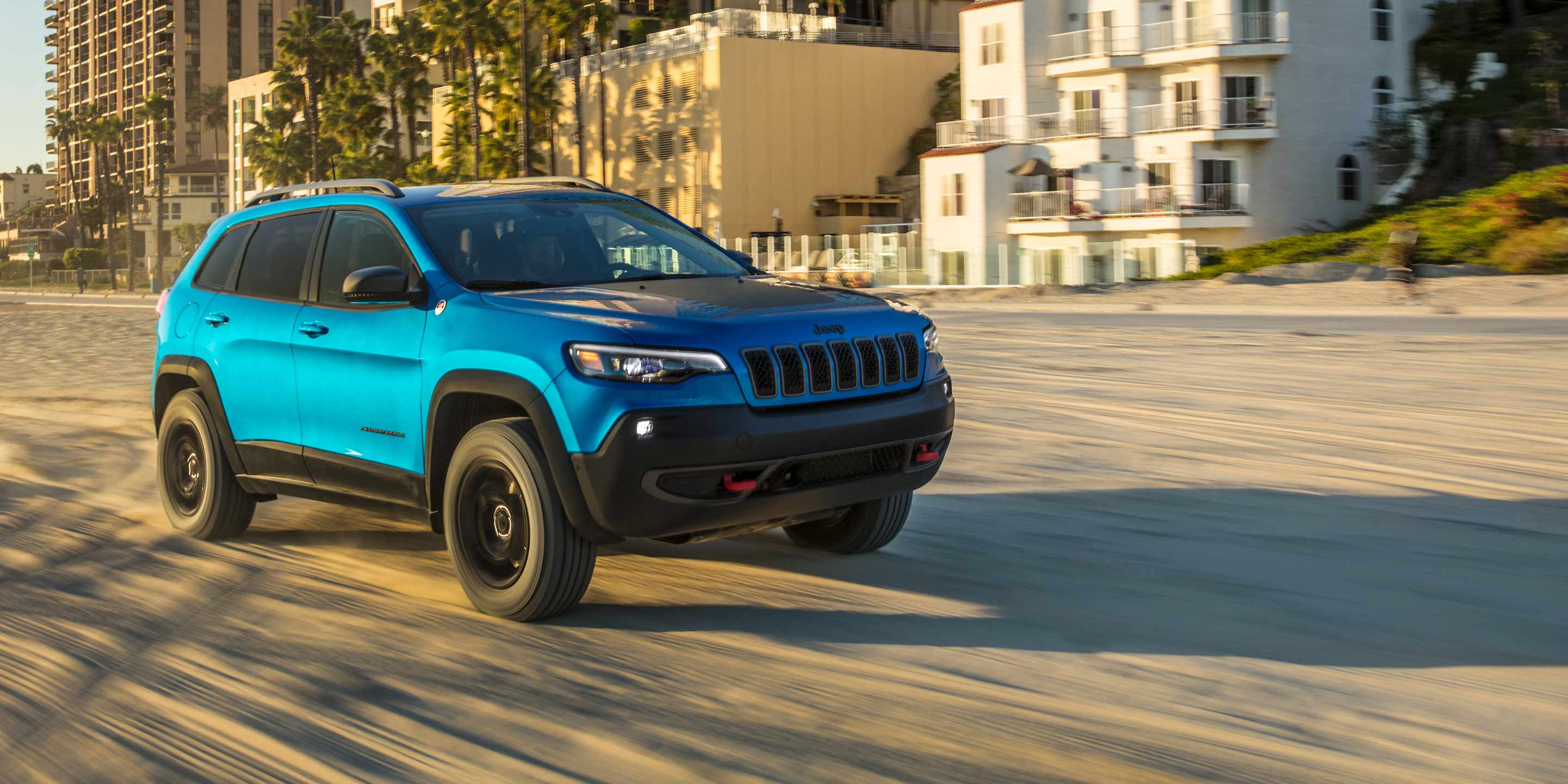 Jeep Cherokee Lease >> 2019 Jeep Cherokee Lease Financing Deals Central Nj