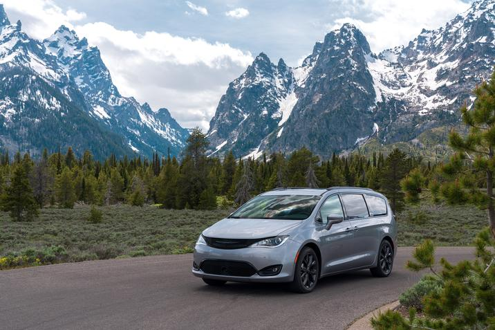 2020 Chrysler Pacifica Springfield NJ