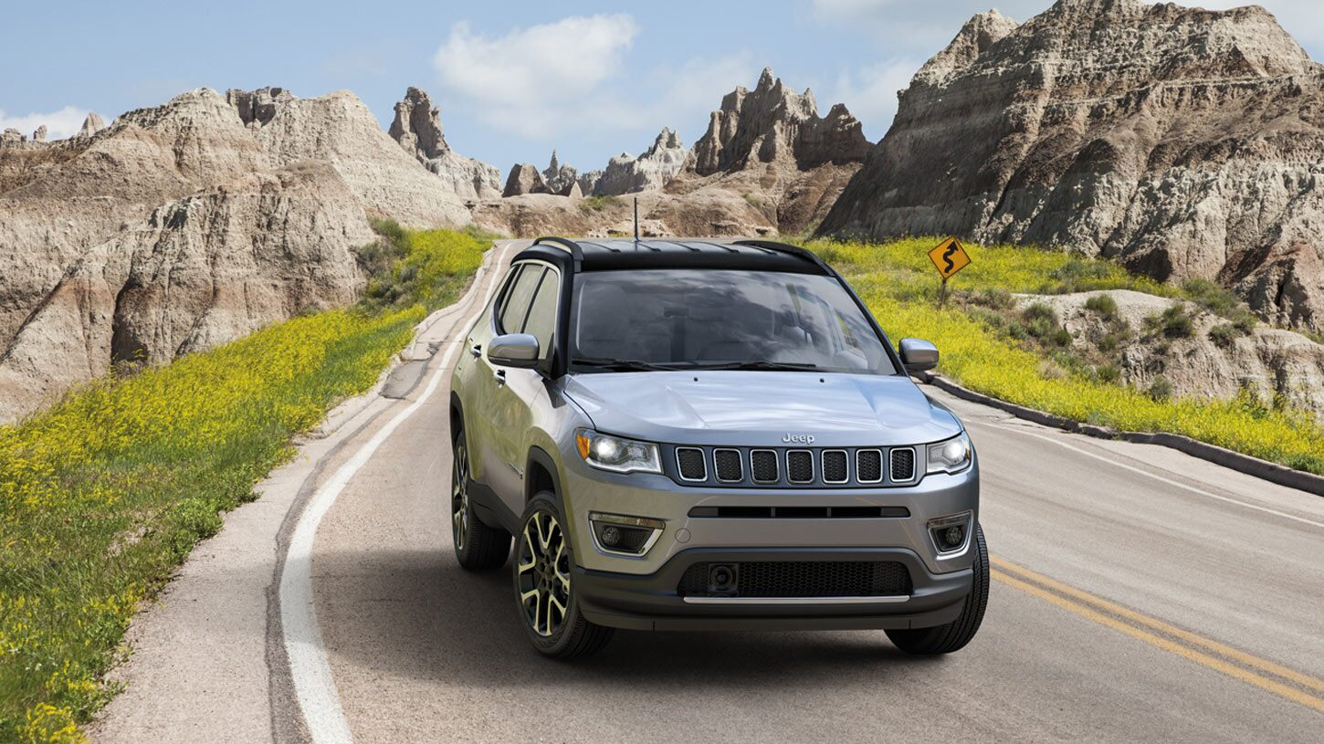 2020 Jeep Compass Summit NJ