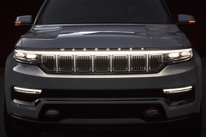 2022 Jeep Grand Wagoneer Concept Summit NJ