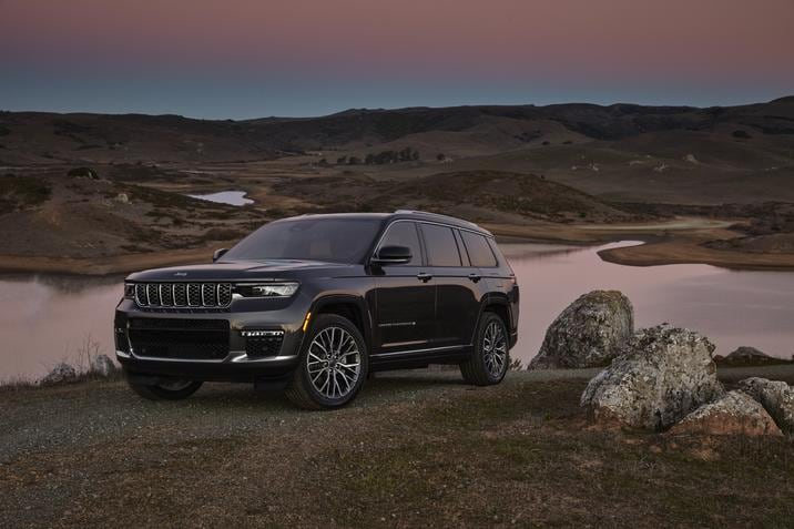 2021 Jeep Grand Cherokee L Summit NJ