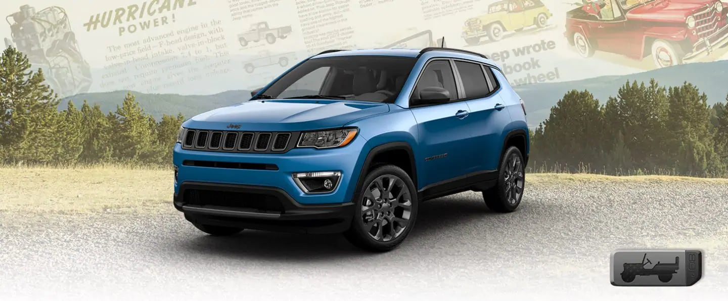 2021 Jeep Compass 80th Anniversary Edition NJ